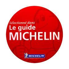 Selectionné dans le Guide Michelin 2016