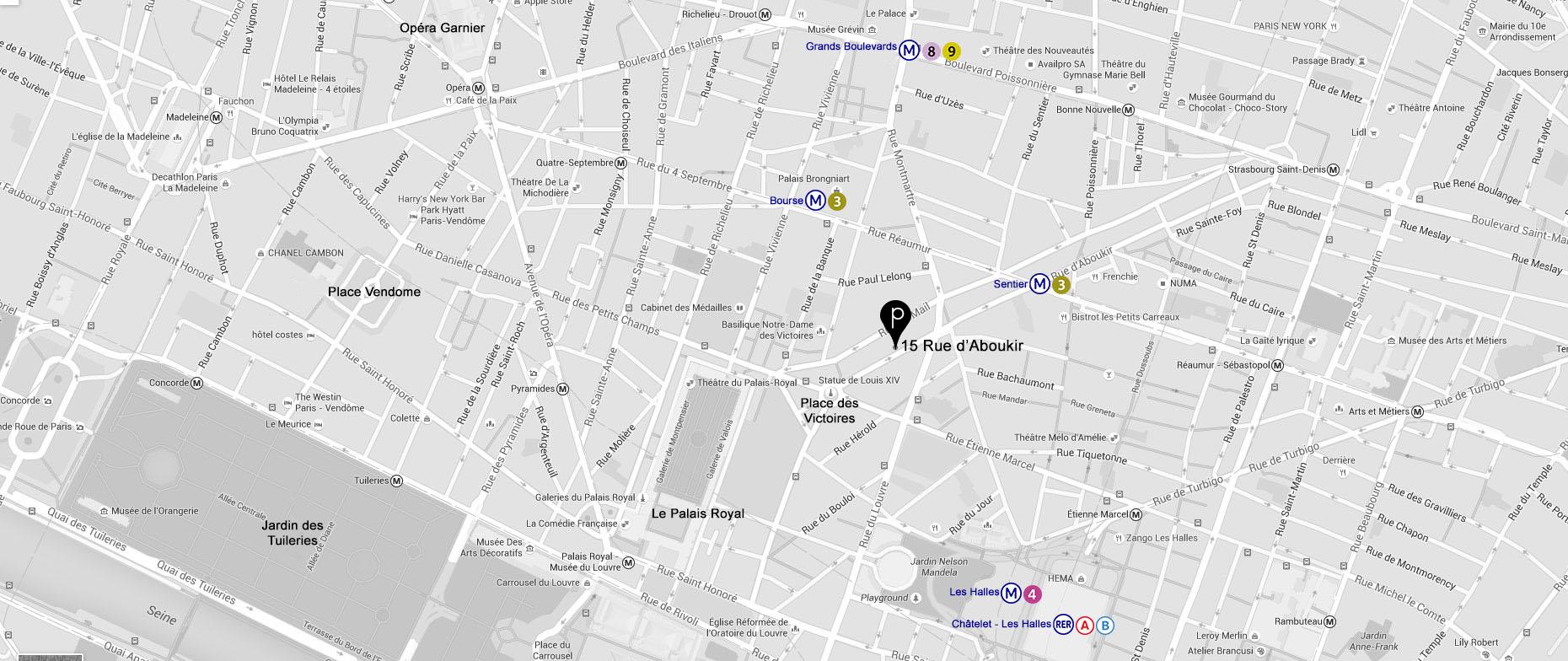 Nous trouver - Pollop - Restaurant Bar